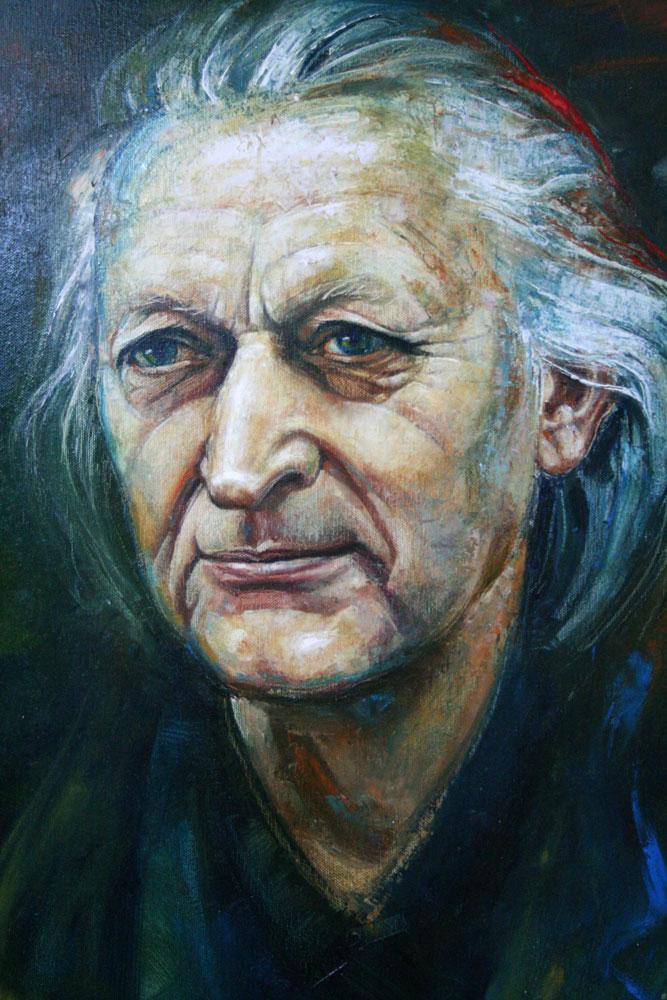 ignacy_bulla_portret_Lukasza_Plotkowskiego_2005_fragment