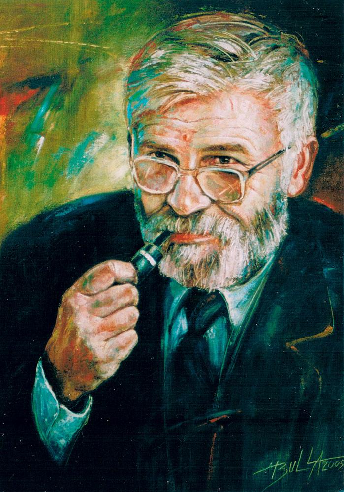 ignacy_bulla_portret_Wieslawa_Wozniaka_2005