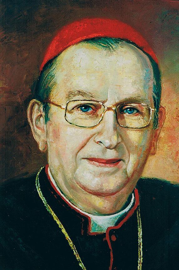 ignacy_bulla_portret_Prymasa_Polski_2010_fragment