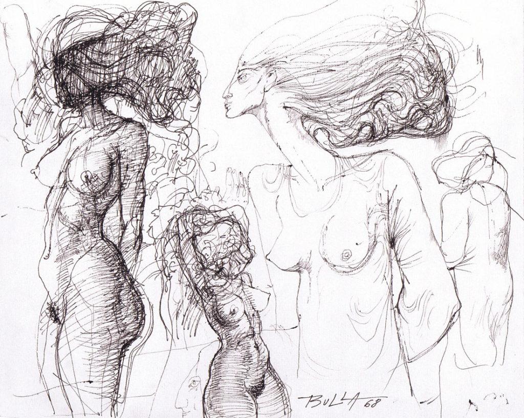 ignacy_bulla_rysunek_1968