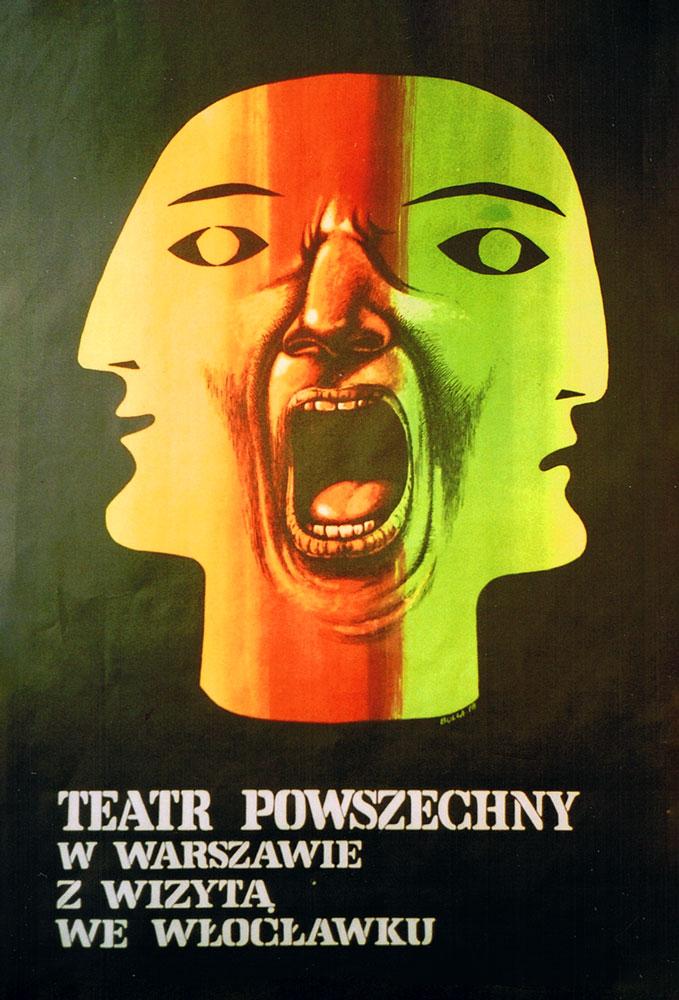 ignacy_bulla_plakat_Teatr_Powszechny_1978