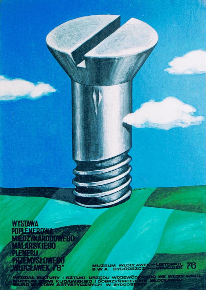 ignacy_bulla_plakat_wystawa_poplenerowa_1976